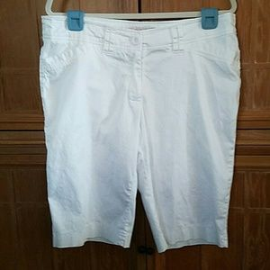 Contemporary edge shorts