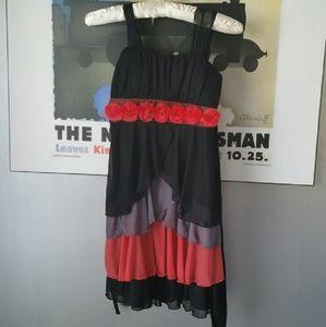 Speechless Other - Girls-Dress with rosette waist