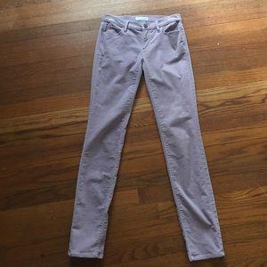 curduroy pants