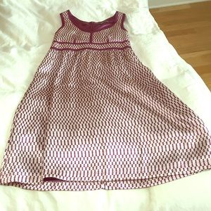 Proenza Schouler Dresses & Skirts - Mod Silk Purple/Cream Proenza Schouler for Target