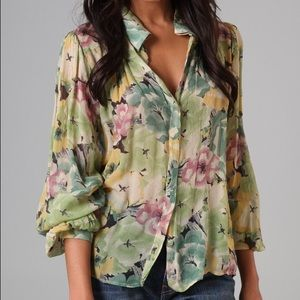 Winter Kate Tilapia Blouse