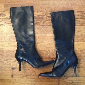 Stuart Weitzman knee high heels