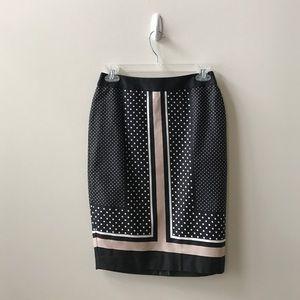 Ann Taylor Dresses & Skirts - Ann Taylor never worn patterned pencil skirt
