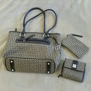 Giani Bernini purse wallet and coin purse