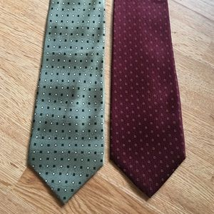 Kenneth Cole Reaction Other - ✅ANNIVERSARY SALE  Ties Bundle