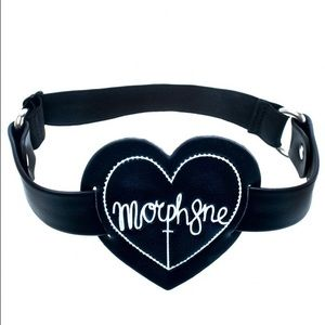 Morph8ne Accessories - 1 hr Sale❤️Heart Thigh Garter