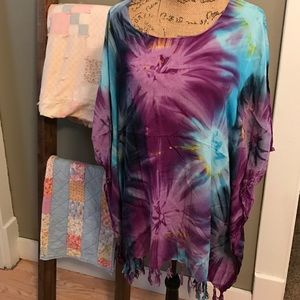 Women's Gorgeous Plus Coverup / Top / Tunic