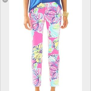 Lilly Pulitzer Pants - Lilly Pulitzer Kelly Skinny Ankle Pant