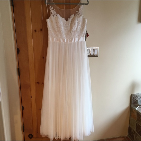 a37c215e263 HP 4 11❤️BHLDN Watters Ivory Lucca Wedding Gown