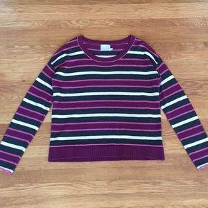 Michael Stars Sweaters - Michael Stars striped cashmere sweater