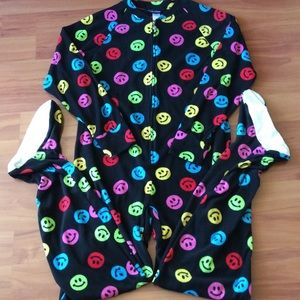 joe boxer Other - New! Footies Happy Faces Pajamas 🙂🙃😊