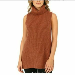 Free People Sweaters - Free People Cowl Knit Open Low Back Sweater