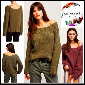 Free People Sweaters - ❗1-HOUR SALE❗FREE PEOPLE Sweater Pullover