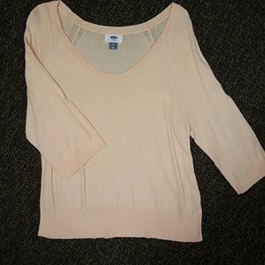 Old Navy lightweight sweater