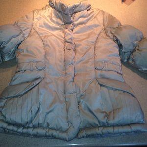 London Fog Other - London Fog beige puffer coat size 5