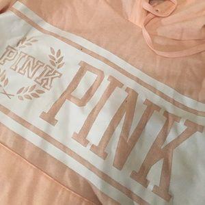 PINK Varsity Hoodie