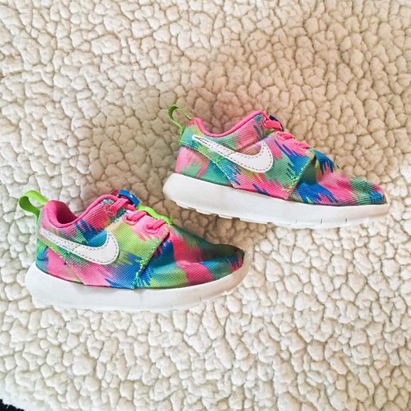 Nike Shoes | Nike Toddler Girl Tennis