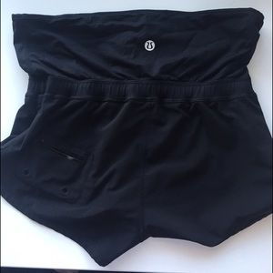 Rare Reversible Lululemon Shorts
