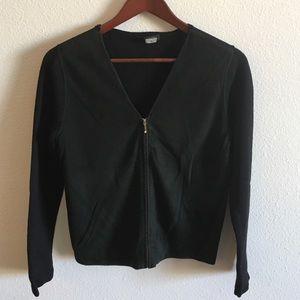 JCrew suede jacket