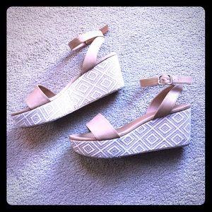 14TH & UNION Shoes - Aztec Block Sandals