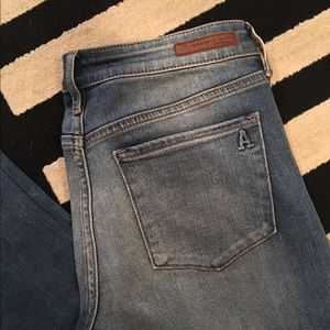Articles of Society Flare Denim Size 26