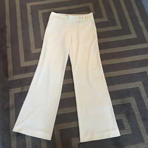 Pants - Kenneth Cole Wide Leg Pants in Off White