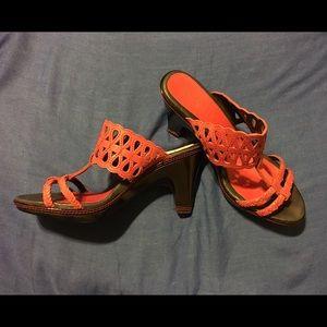 Jambu Shoes - Red Jambu shoes