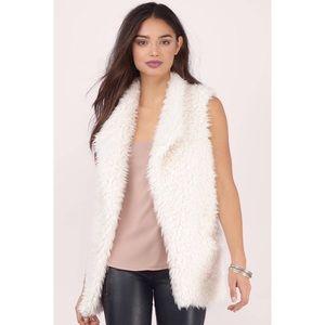 ✨HP 1/17✨ Tobi fur vest