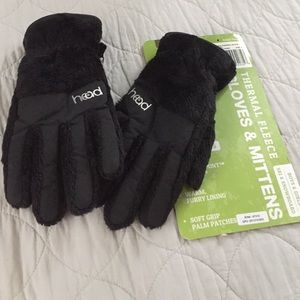 HEAD Other - Boys & Girls ski and snow board gloves! NWT