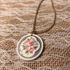 Avon Jewelry - ♨️new Listing♨️Vintage Avon 1989 Porcelain Bouquet