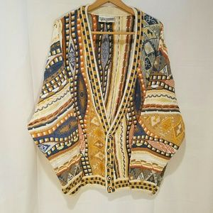 Other - Carlo Alberto Australia 90's Style Cardigan