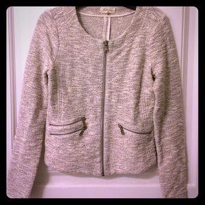 Lou & Grey sweater/cardigan