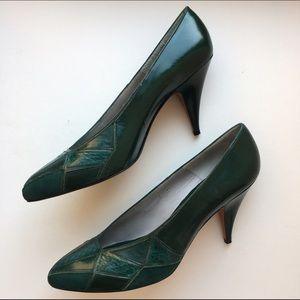 Evan Picone Vintage green 👠💓💓💓