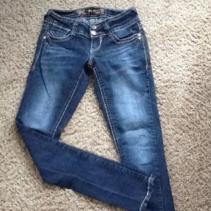 Wallflower Denim - Size 0 skinny jeans