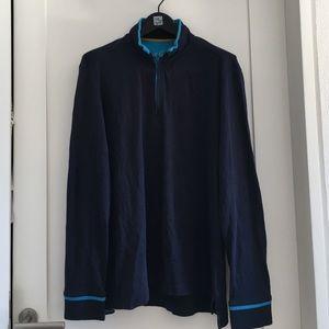 Robert Graham Other - Robert Graham Blue Long Sleeve Shirt size 2XL