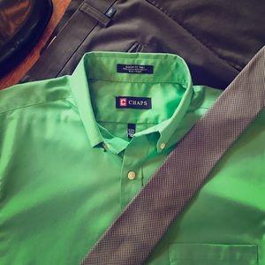 Chaps Other - 🍀{CHAPS} Dress Shirt