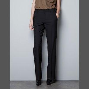 Zara Pants | Sale Woman Black Dress | Poshmark