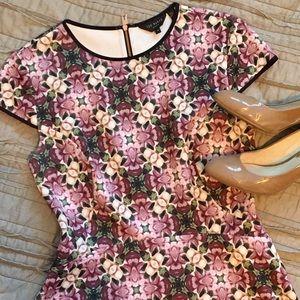 Purple Ted Baker Dress