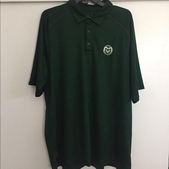 f8c8c2f0 Under Armor X Colorado State University Polo