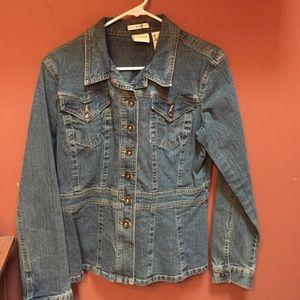 Axcess Jackets & Blazers - Jean jacket
