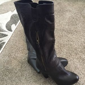 UNLISTED BRAND BROWN BOOTS