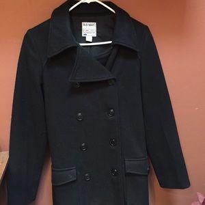 Old Navy Jackets & Blazers - Old Navy Pea Coat
