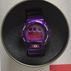 G-Shock Accessories - Purple G-Shock