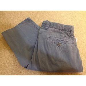 Original Paperbacks Other - NIEMAN MARCUS - PAPERBACKS - Blue Khaki Pants