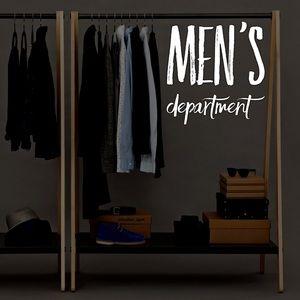 Other - Men's Department! 👦🏻