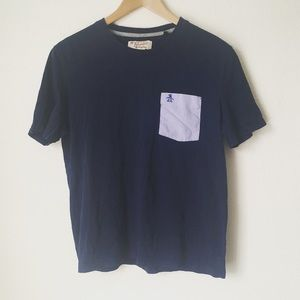 Original Penguin Other - Navy Penguin Men's T shirt