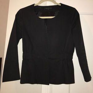Theory size 4 Blazer in Black