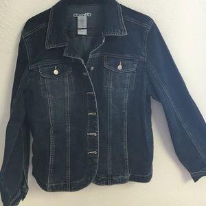 AMI Jackets & Blazers - NWOT denim jacket. Dressier than a jean jacket.