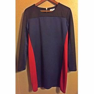 Cato Dresses & Skirts - ••Color Block Dress••