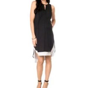 A Pea in the Pod Dresses & Skirts - Maternity. Pea in the Pod black and white dress.